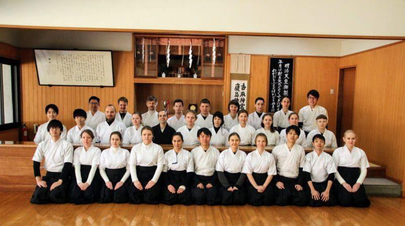 Программа молодежного обмена, Япония (9-16.12.2019)