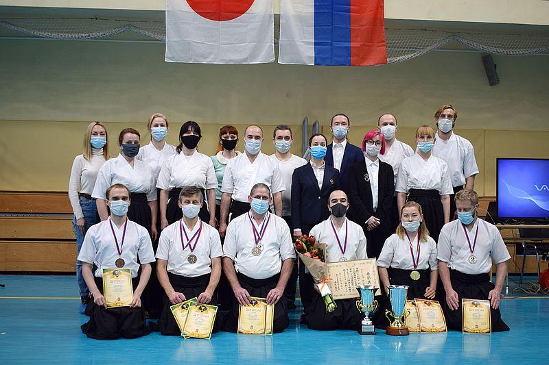 Кубок Посла Японии в России по Кюдо
